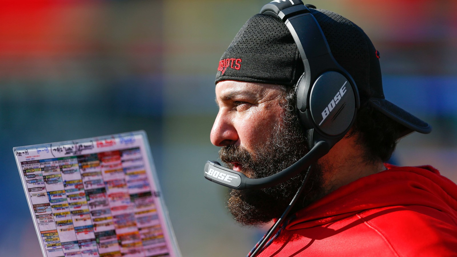 Detroit Lions Likely To Hire Matt Patricia As Head Coach