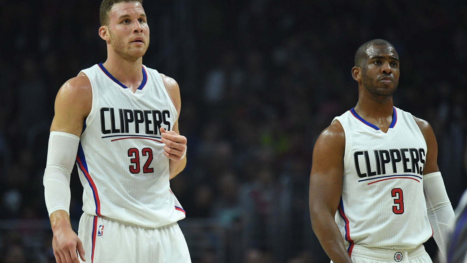 La clippers the impact of blake griffins surgery on the team foxsports com - Is Chris Paul More Likely To Remain With The Clippers Than Blake Griffin Kirby Lee Usa Today Sports