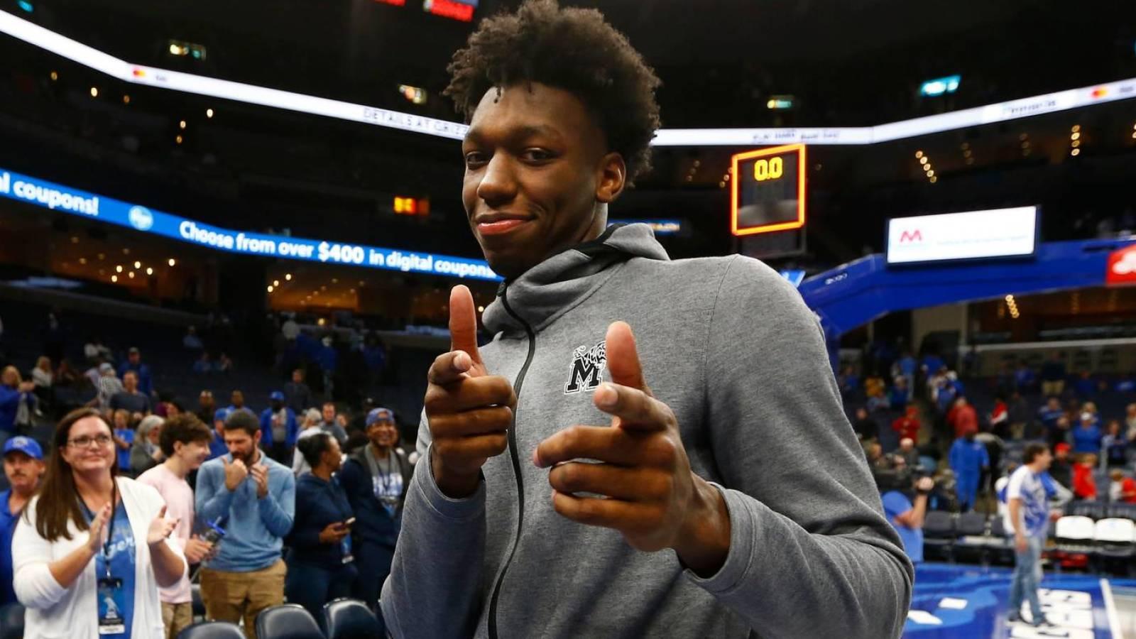Hornets, Warriors reportedly 'covet' Wiseman | Yardbarker