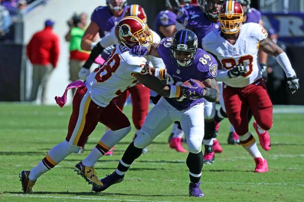 Redskins Injury Updates: Josh Norman, Bashaud Breeland