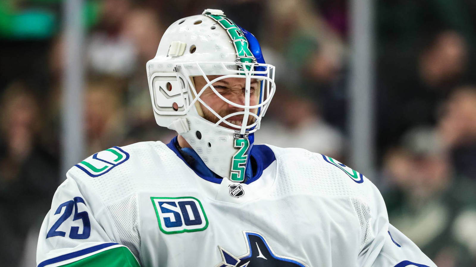 Canucks Gm Jacob Markstrom S Extension Is A Priority Yardbarker