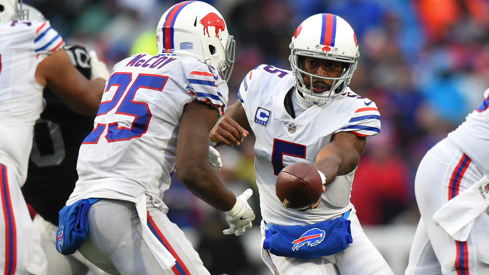 LeSean McCoy Tyrod Taylor benching surprised everyone