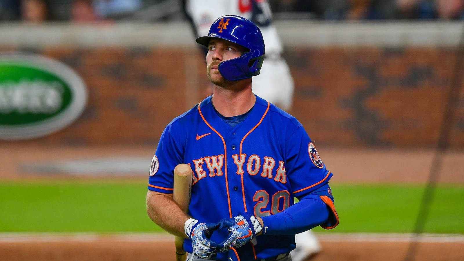 Mets general manager calls Pete Alonso a 'conspiracy theorist' for comments on 'tampered' baseballs