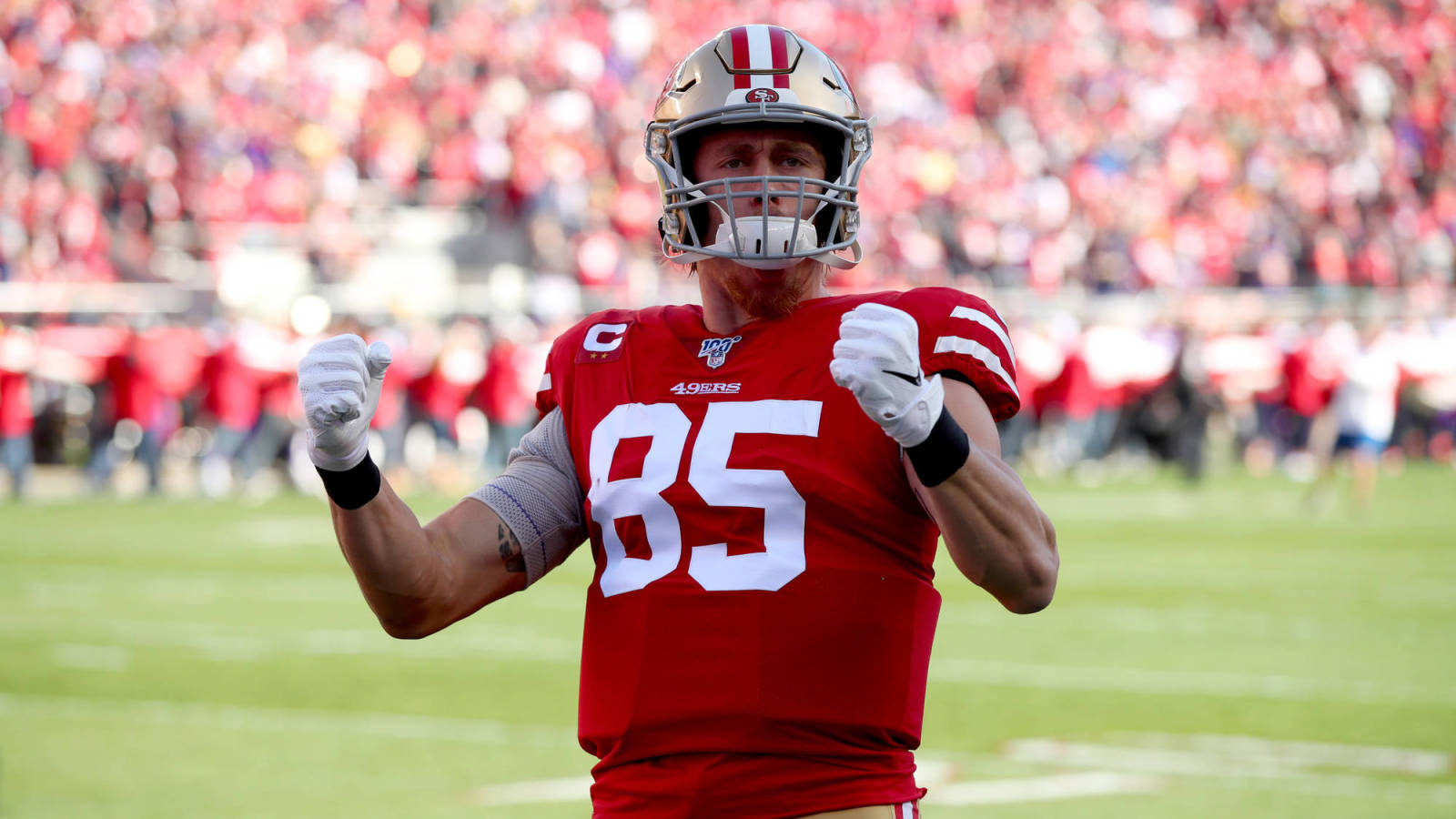 George Kittle on course to become highest-paid TE of all time