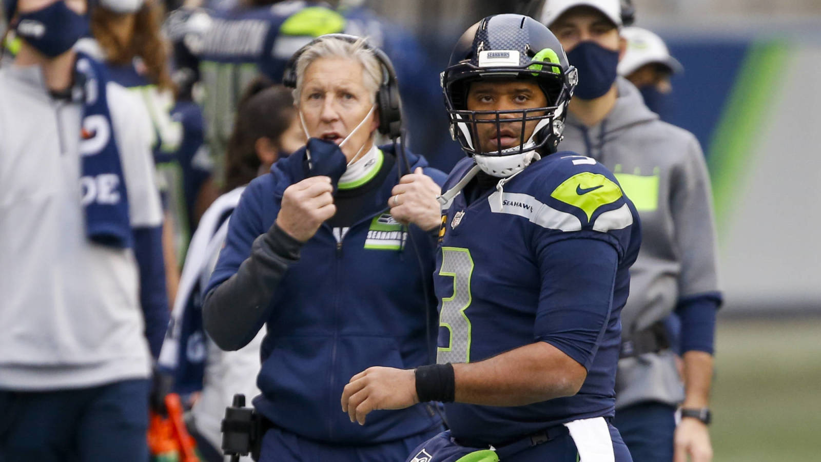 Report: things between Wilson and Seahawks could get 'very ugly'