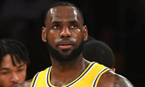 3875eaba9d16 Report  LeBron James beefs up security at L.A. home following spate of  burglaries