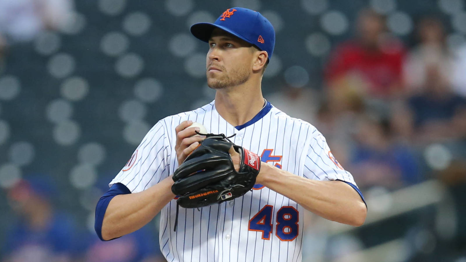 Mets owner: Not the right time to renegotiate deGrom's deal