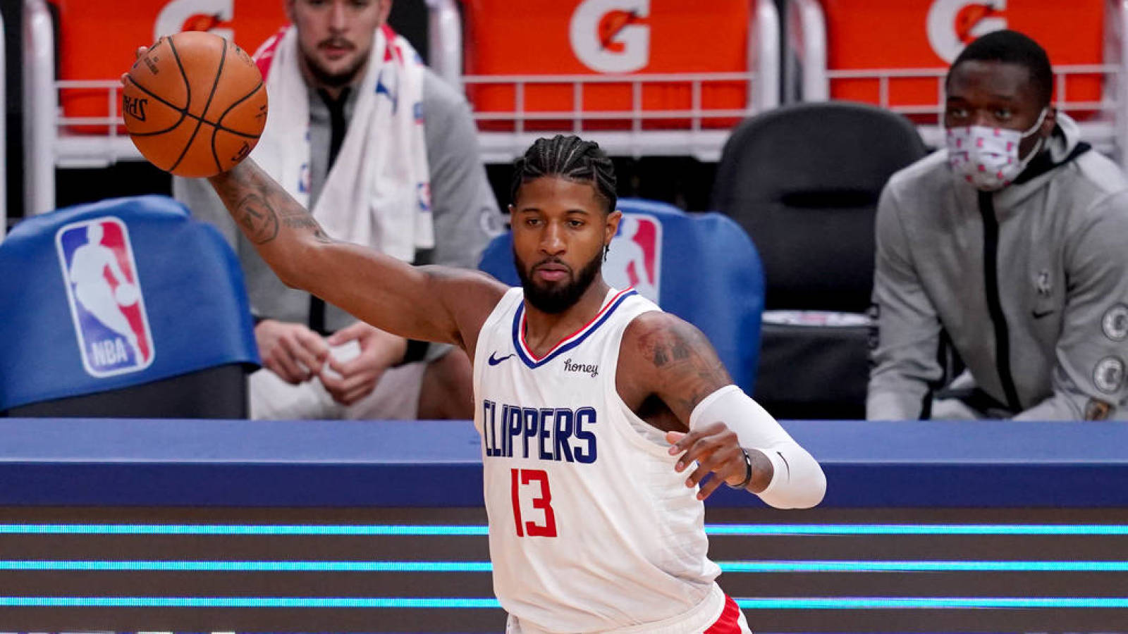 Paul George has interesting take on how Ty Lue has improved Clippers