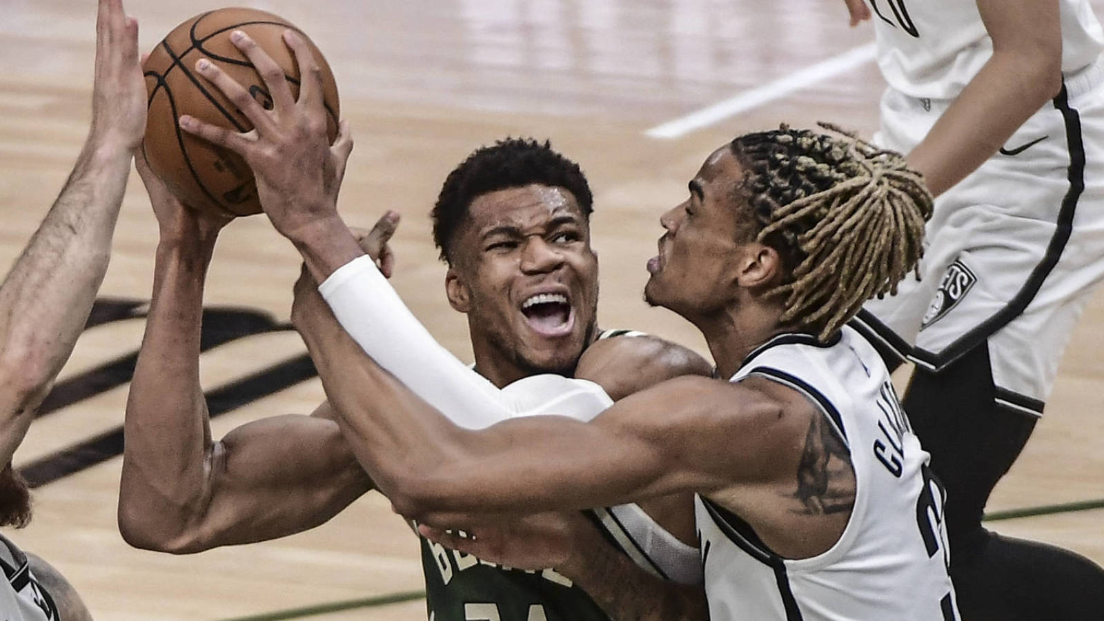 NBA World reacts to Bucks' brave win over Nets in Game 3