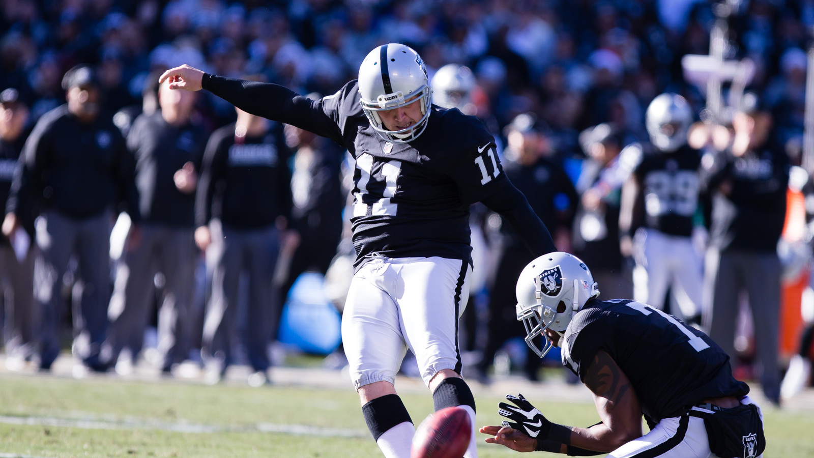 The long-time Raider could be released after 17 years in Oakland. Kelley L sebastian  janikowski 11 ... 90d0e3c17