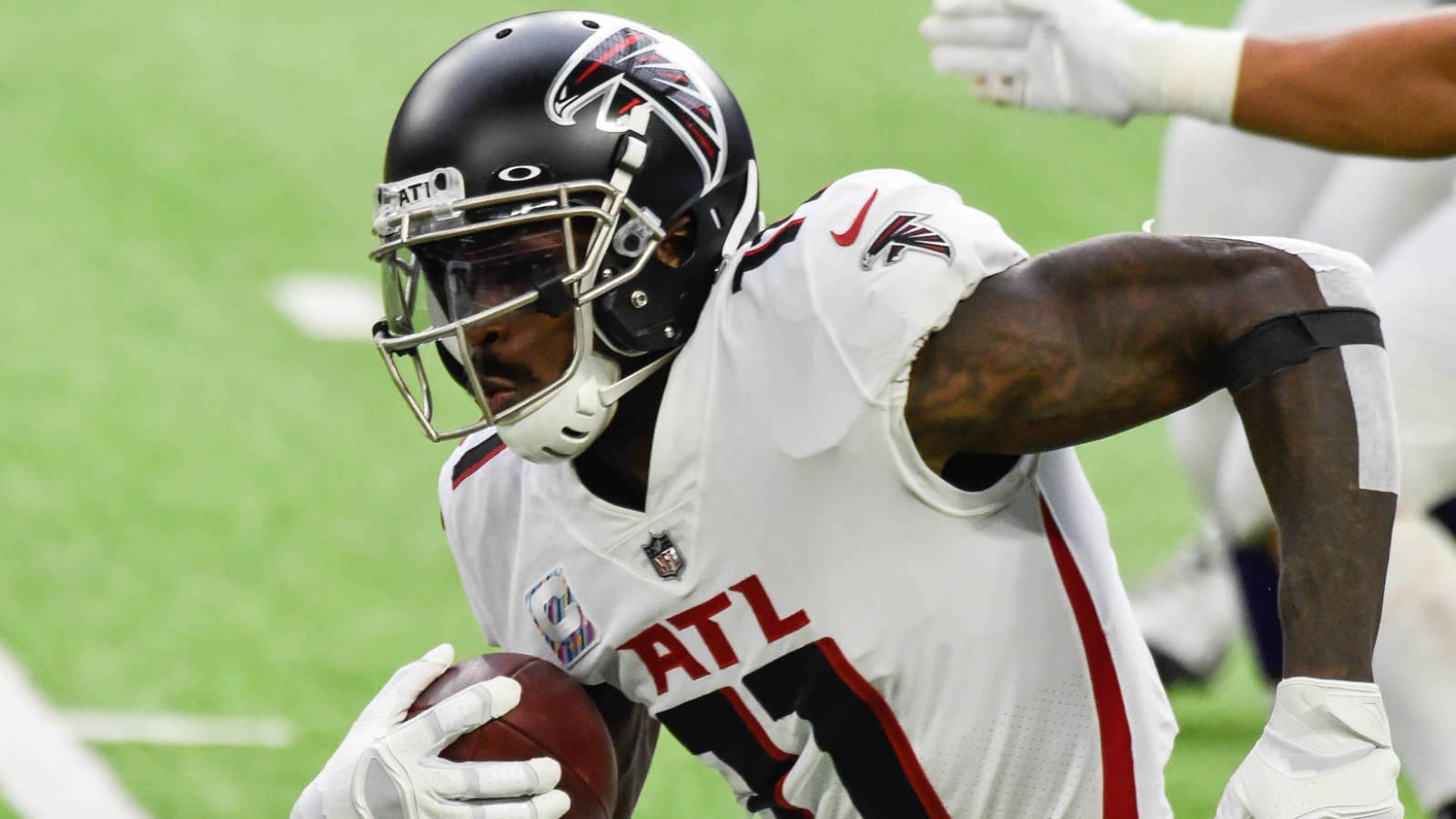 Falcons still in 'listening phase' of Julio Jones trade ...
