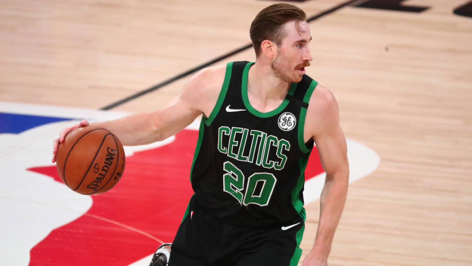 Celtics president Danny Ainge weighs in on Gordon...