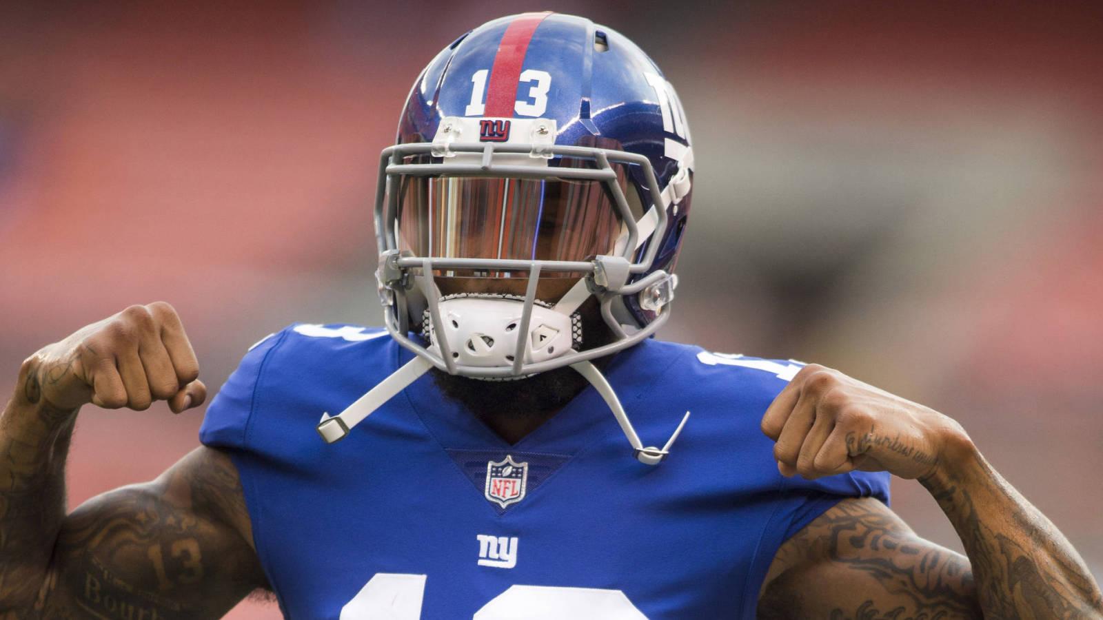 Giants WR Odell Beckham Jr could be sidelined for season ...