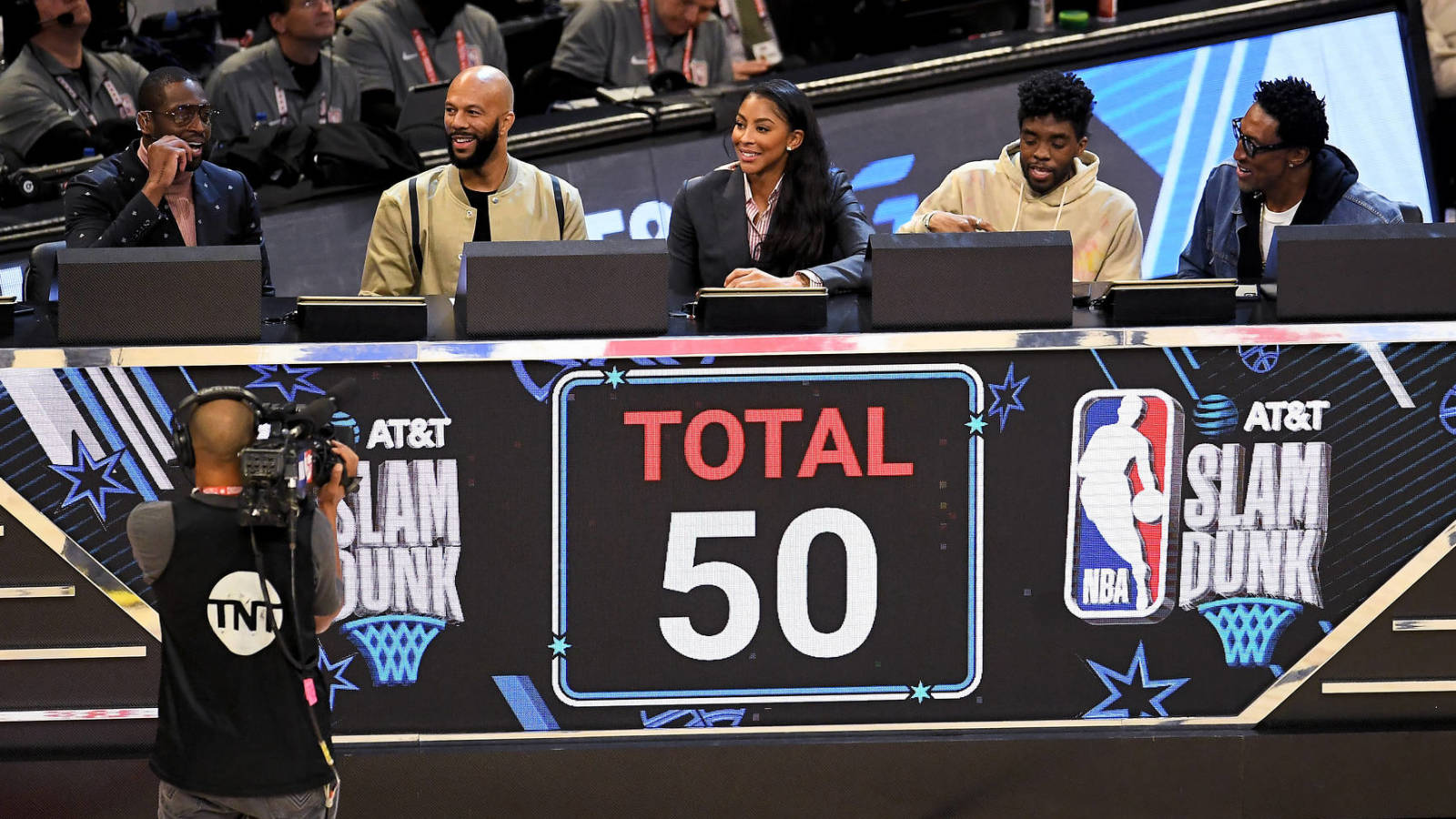The 'Every 50 in the Slam Dunk Contest' quiz
