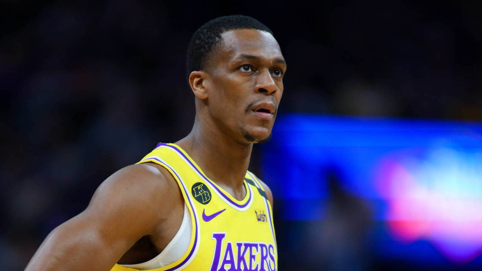 Rajon Rondo to return to Orlando tomorrow, away from campus