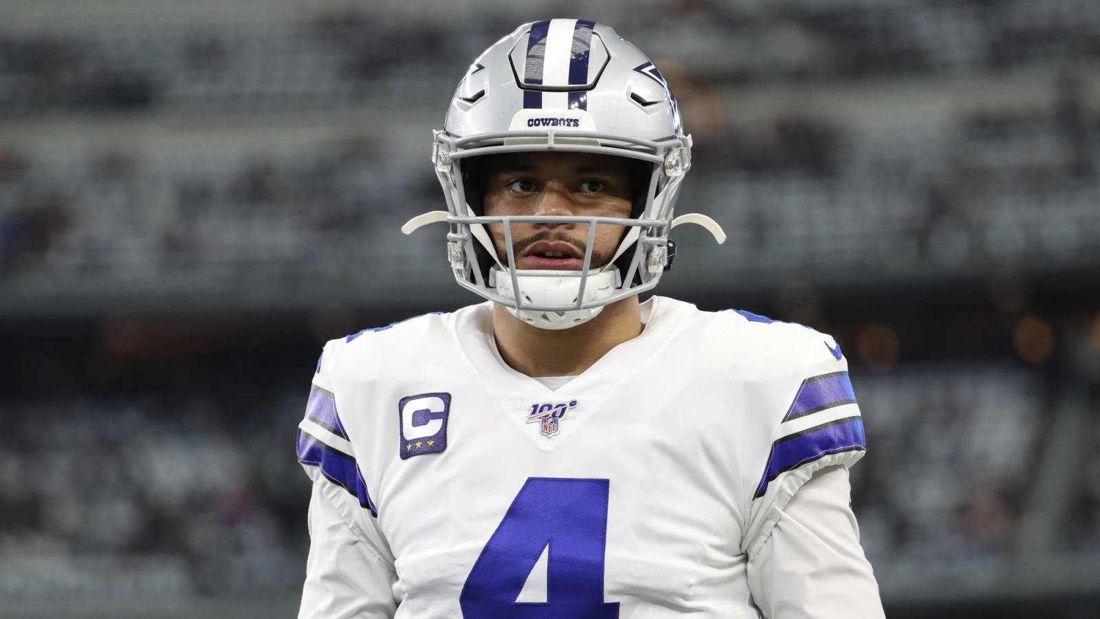 Report: No 'earnest' negotiations between Prescott, Cowboys for 'several' months