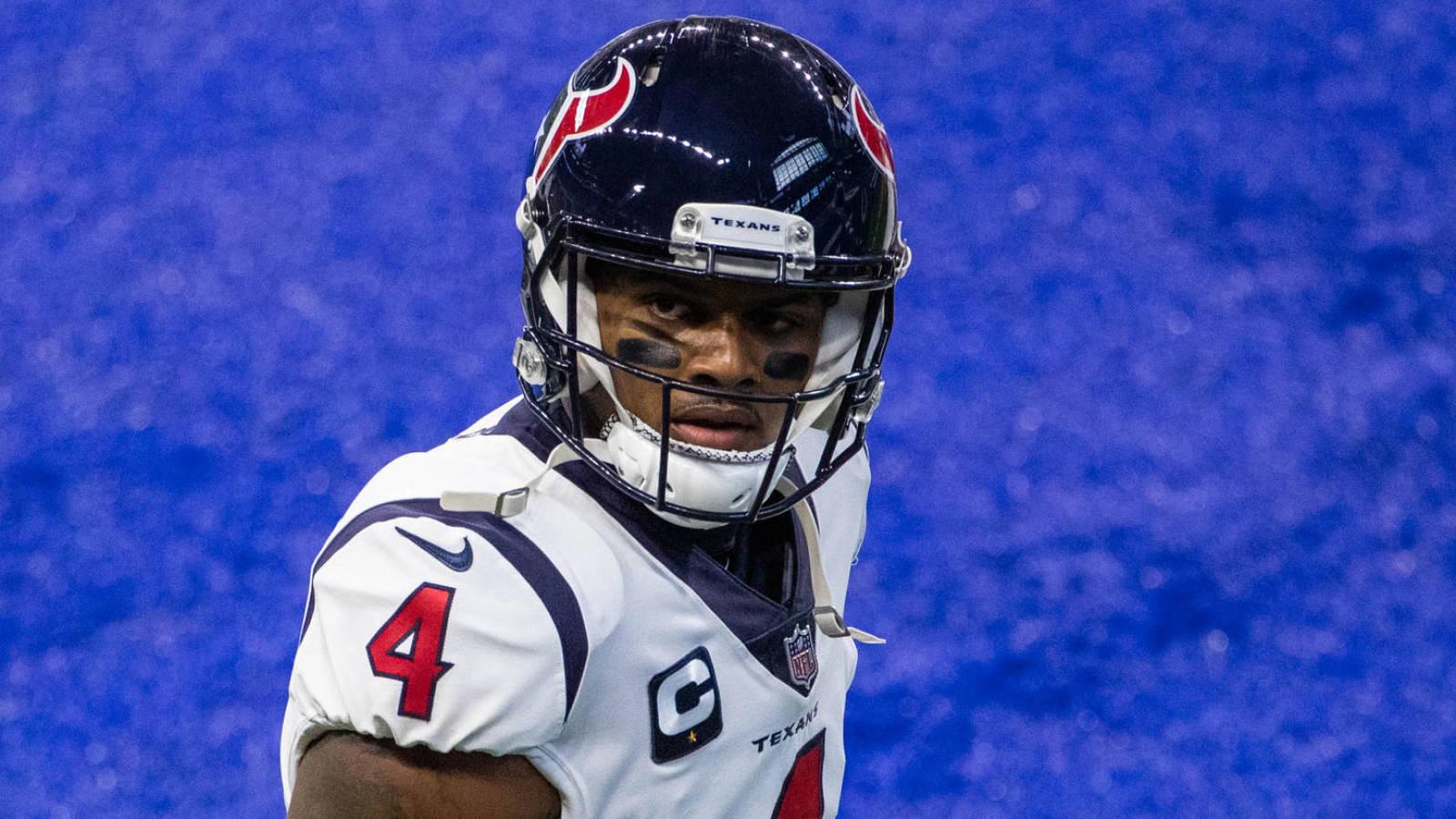 'Growing sense' Watson has played final game in Houston?