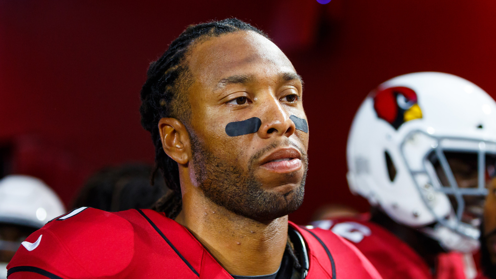 Larry Fitzgerald thinks ex teammate Anquan Boldin should be in