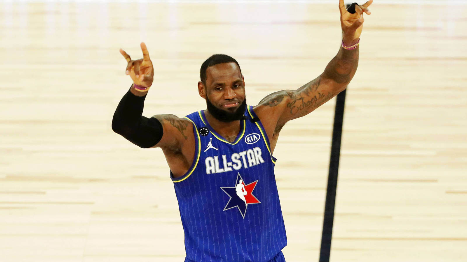 beundran Blixt ta ner  The '2019-20 NBA All-Stars' quiz | Yardbarker