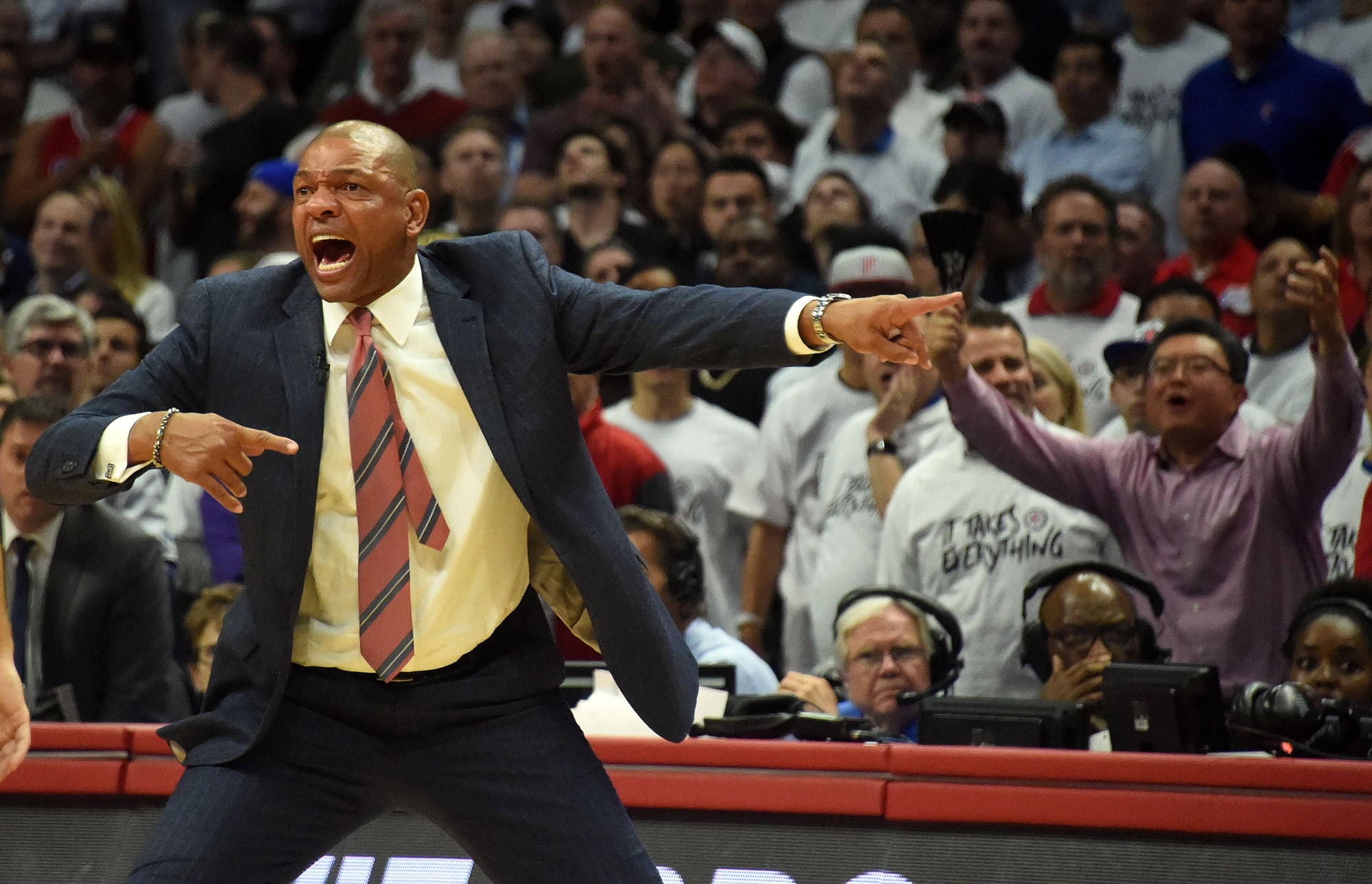 NBA Referee Hotline Bling Doc Rivers cancels his family plan