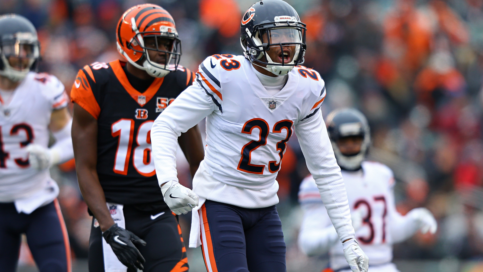 Packers sign Kyle Fuller to offer sheet, which Bears will reportedly match