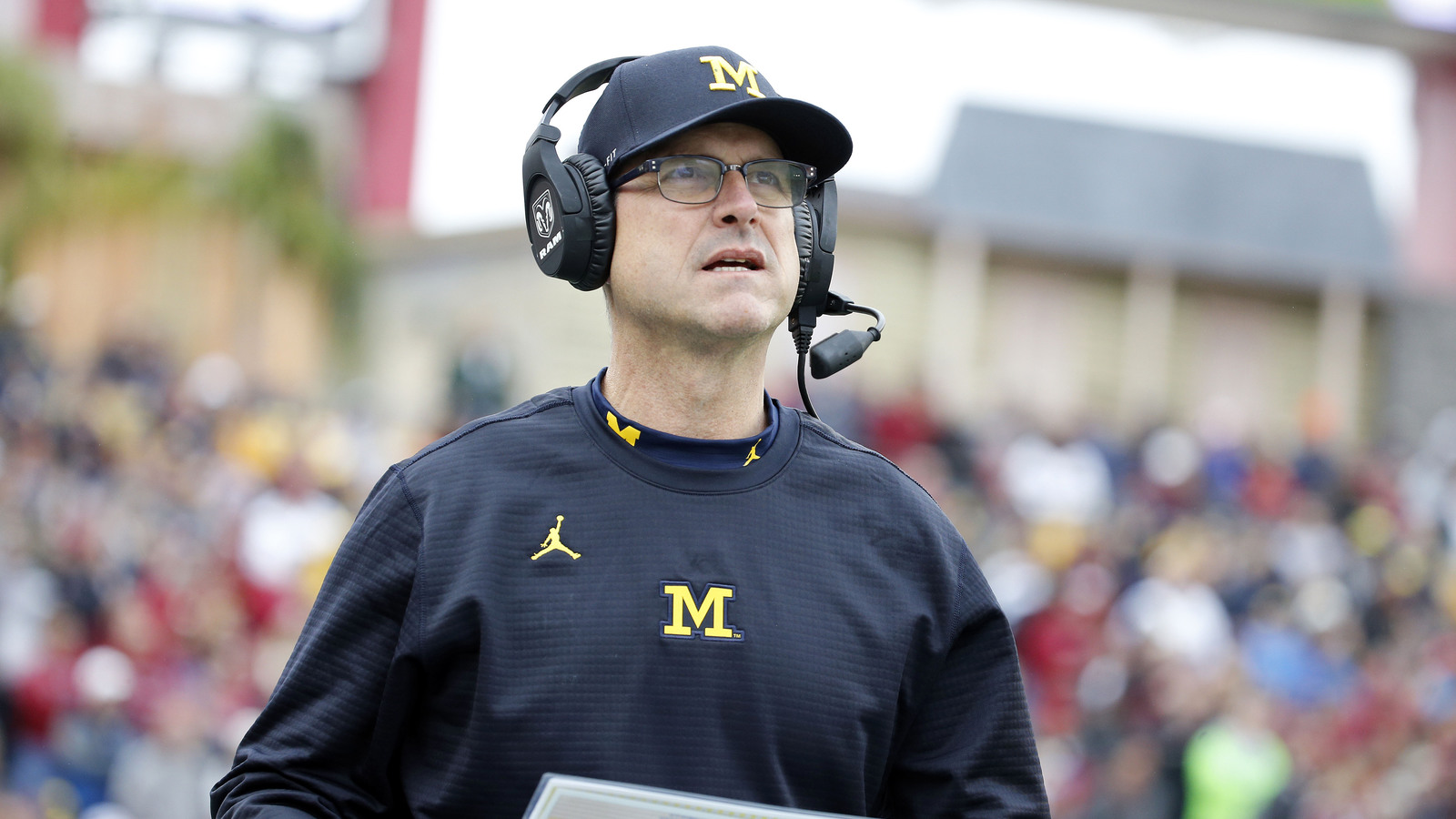 Image Result For Warde Manuel Wants Jim Harbaugh And John Beilein To Coach At Michigan Until They Retire