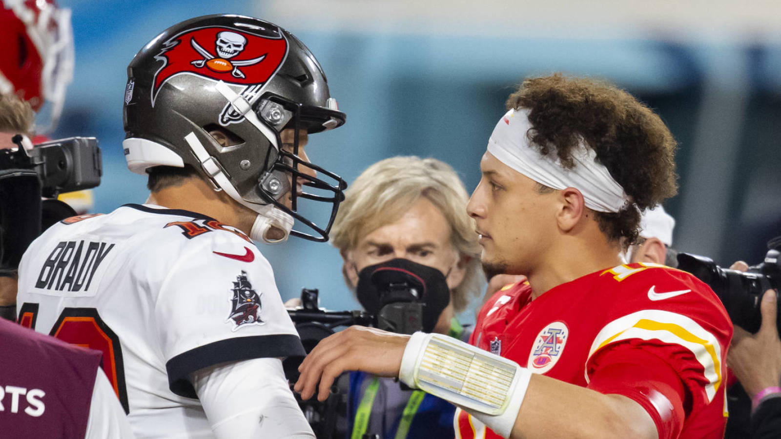Brady, Mahomes Revealed As 'Madden' Cover Athletes