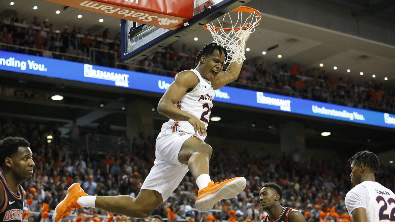 Prospect report: Isaac Okoro of Auburn