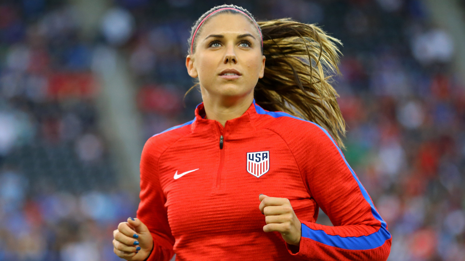 Alex Morgan Reportedly Cited For Trespassing At Disney