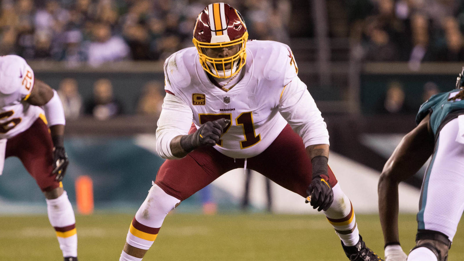 Ron Rivera on Trent Williams' return: Nothing has been resolved