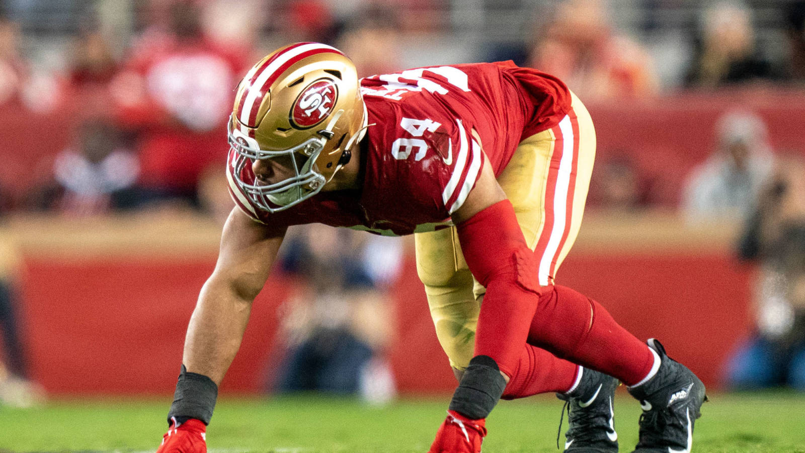 49ers' Solomon Thomas suffers torn ACL