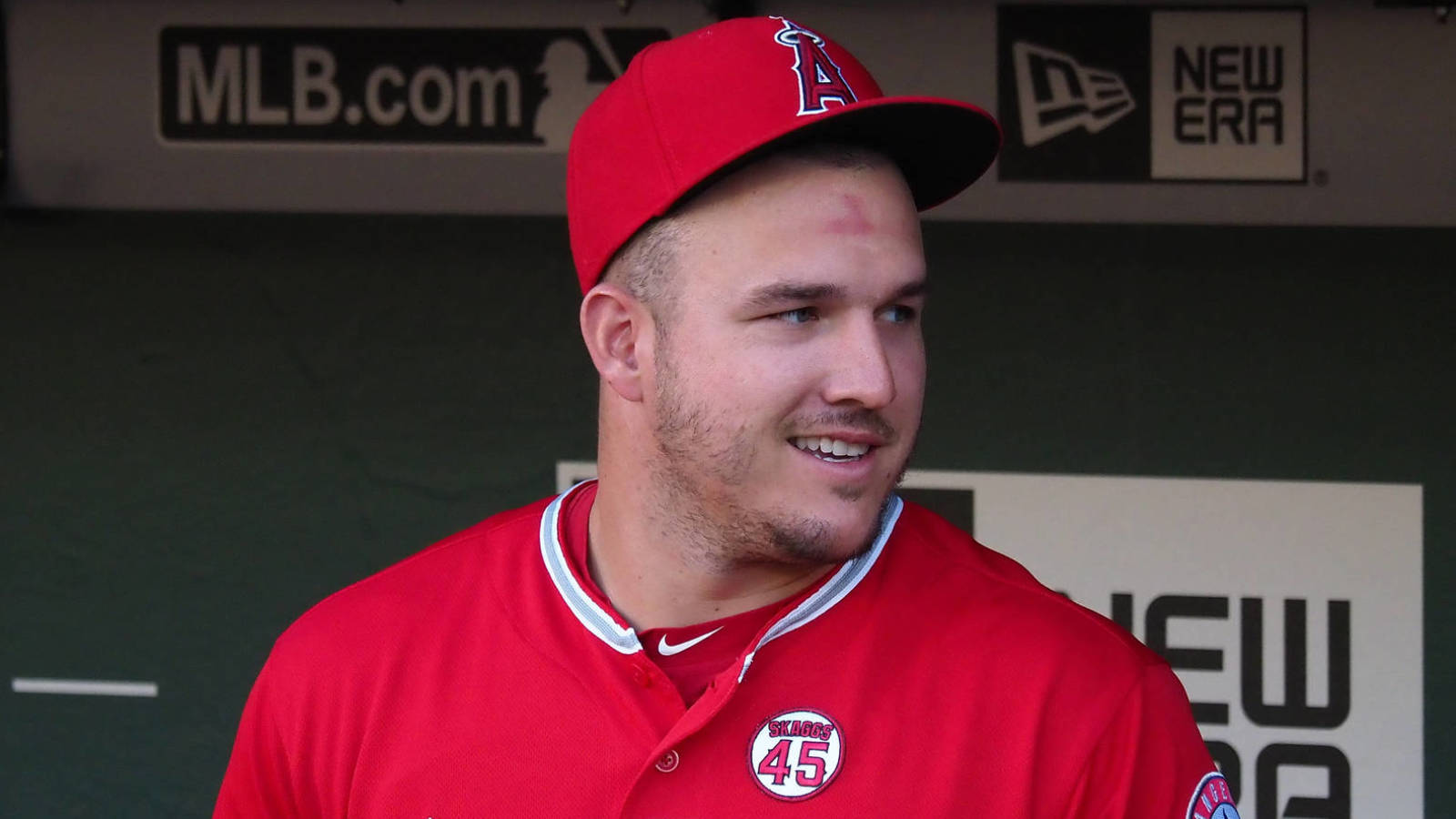 Name of Mike Trout's baby son has special meaning