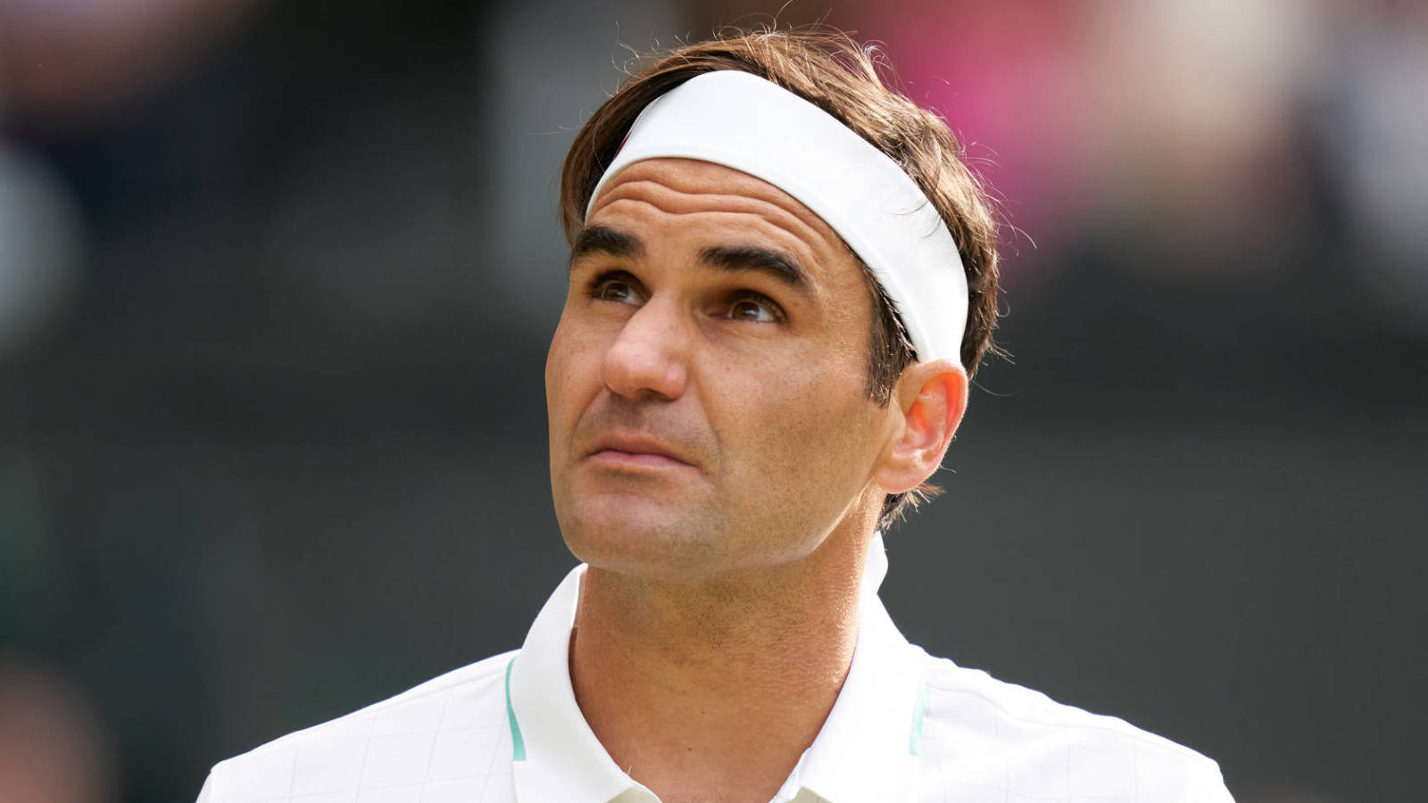 Is Roger Federer's status at the US Open in doubt?