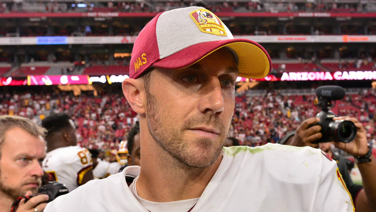 Alex Smith placed on physically unable to perform list by