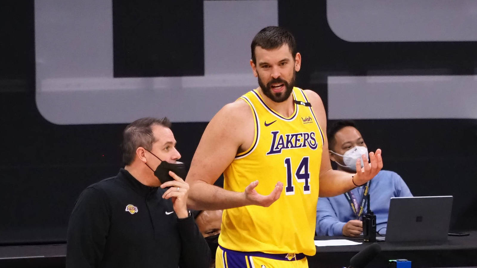 Marc Gasol not thinking about buyout from Lakers | Yardbarker