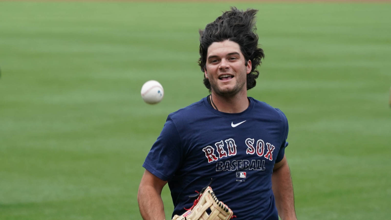 'Solid chance' that Red Sox won't trade Andrew Benintendi?