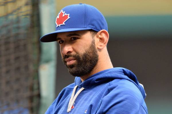 Dodgers have reportedly been in touch with Jose Bautista ... 7fea3a8222f4