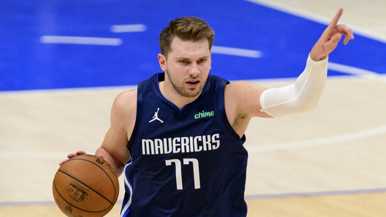 Luka Doncic helps Slovenia win a place in the Tokyo Olympics