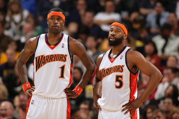 Attempting comeback, Stephen Jackson says he's going to Warriors camp