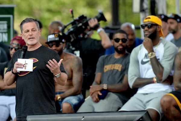Gilbert Calls LeBron A Partner Vows To Keep Spending Big