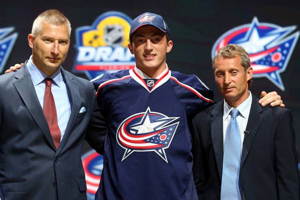 QUIZ: Name every first round draft pick in Columbus Blue Jackets ...