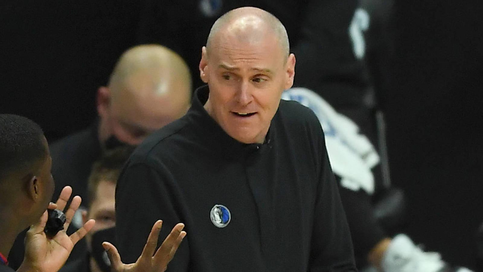 Rick Carlisle won't return as Mavericks head coach
