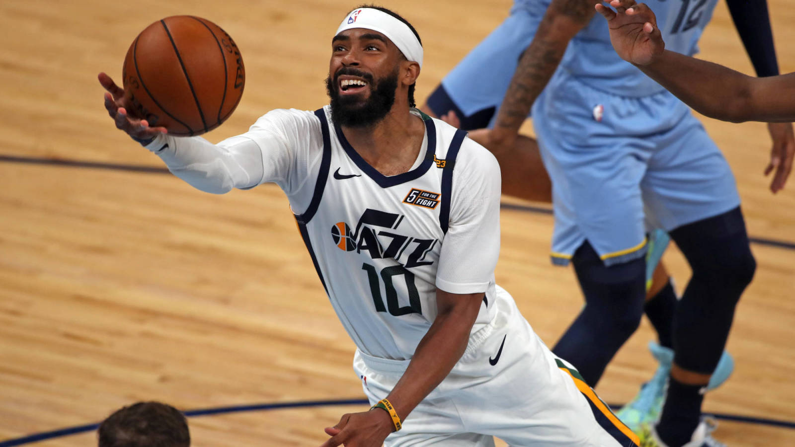 Mike Conley, ruled out for Game 4 vs.  Clippers