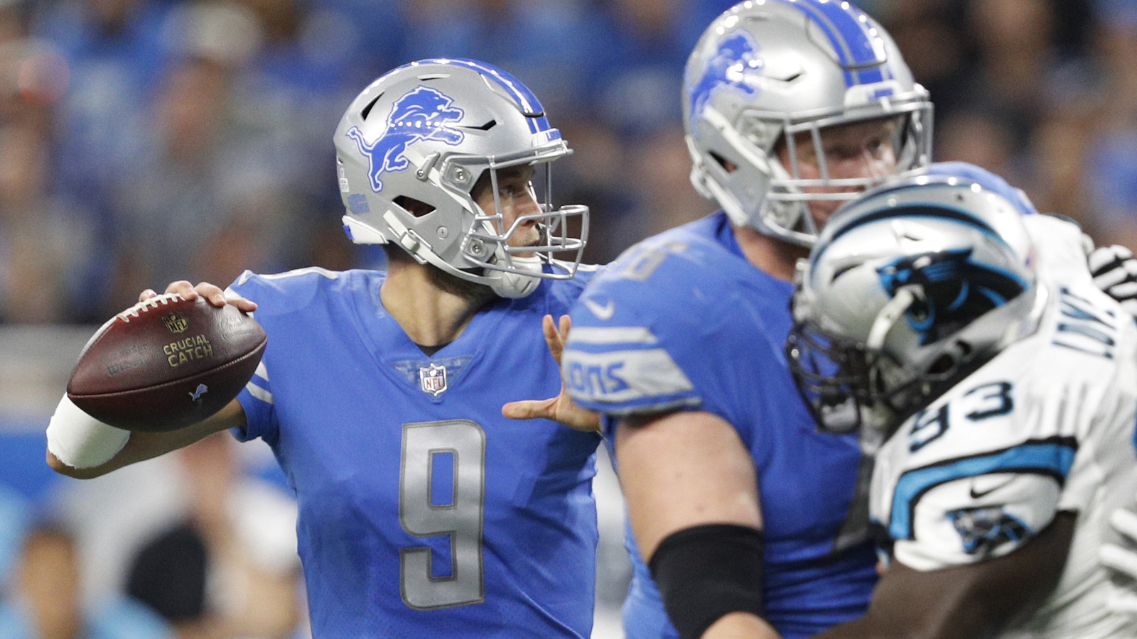 Report Matthew Stafford expected to play Sunday against Saints