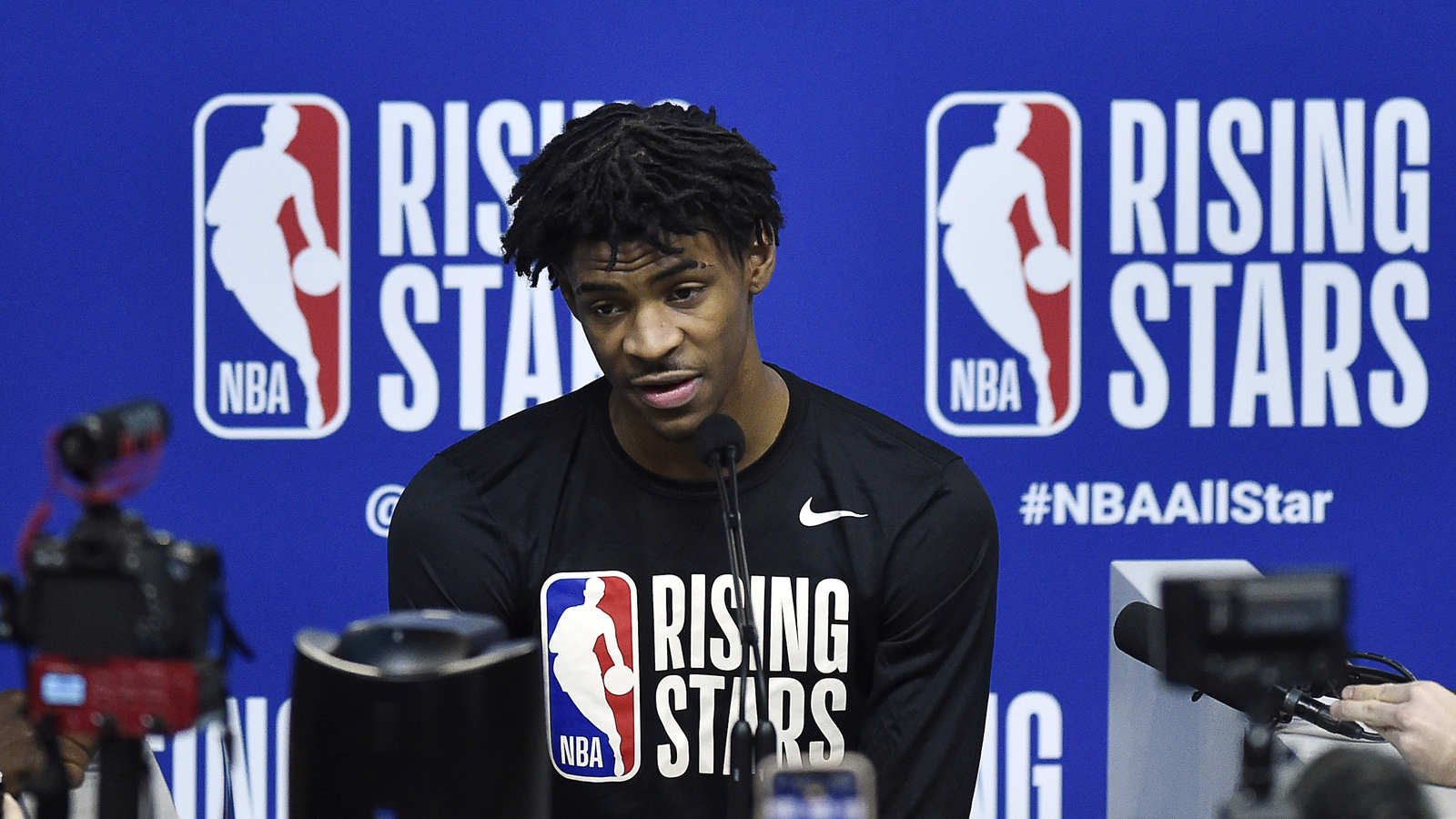 Ja Morant doesn't see himself doing Dunk Contest after judging controversy