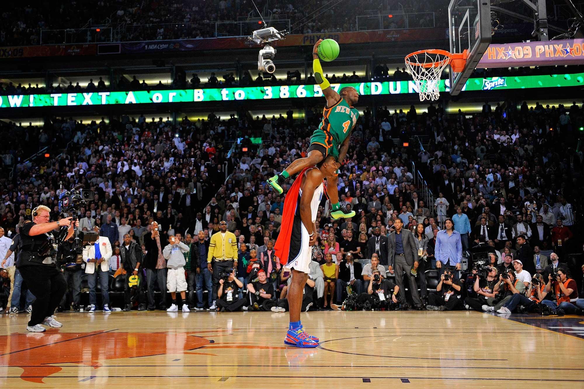 NBA Dunk Contest winners: A retrospective | Yardbarker.com