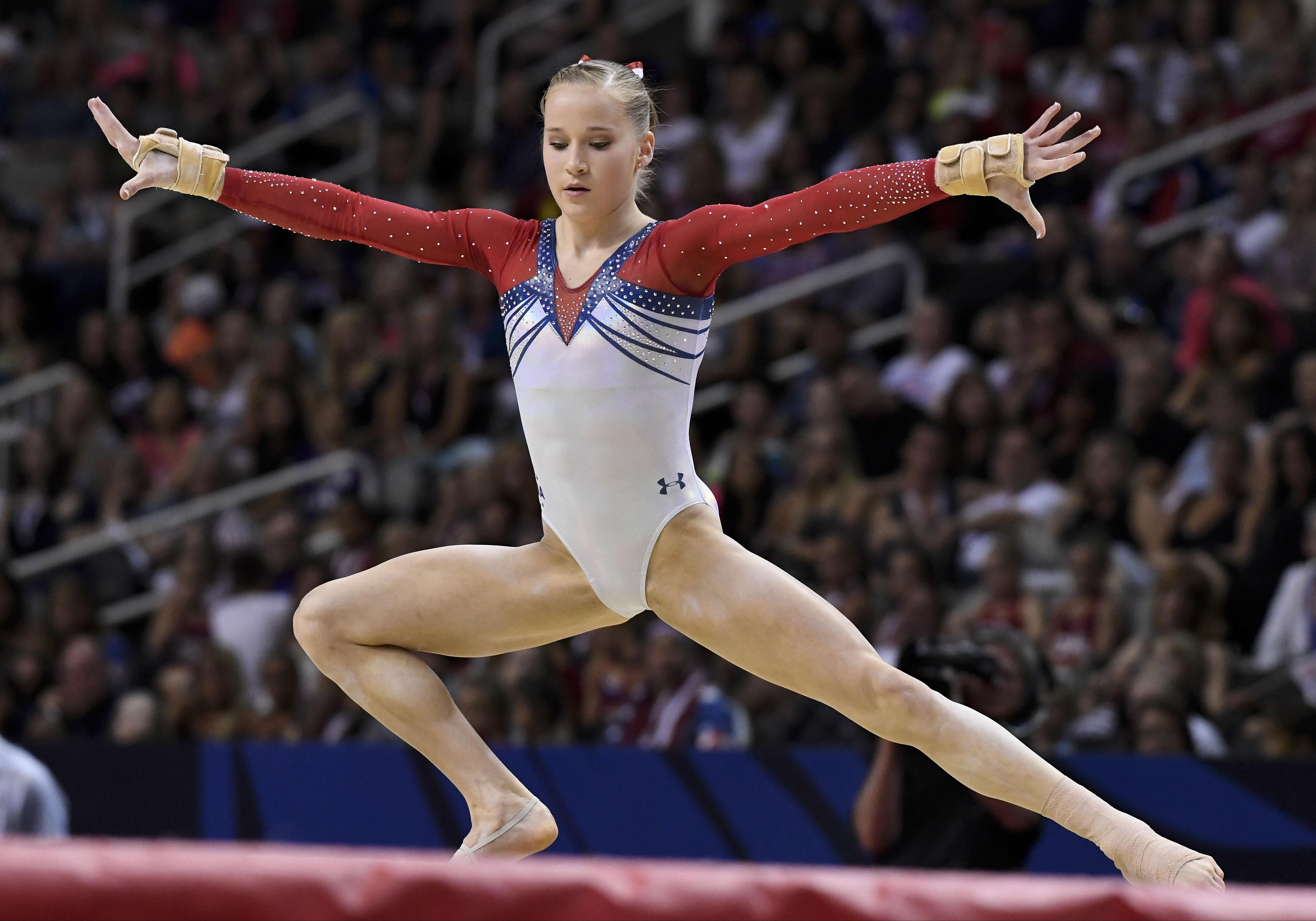 halkers gold gymnastics state meet 2015