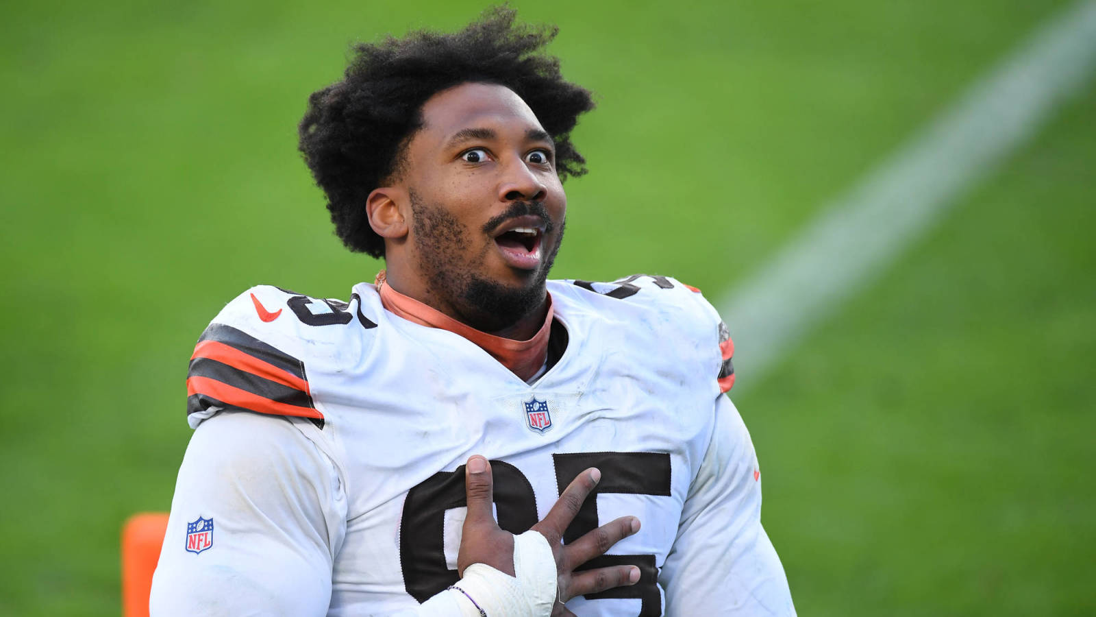 Stats show Myles Garrett is not the same player since returning ...