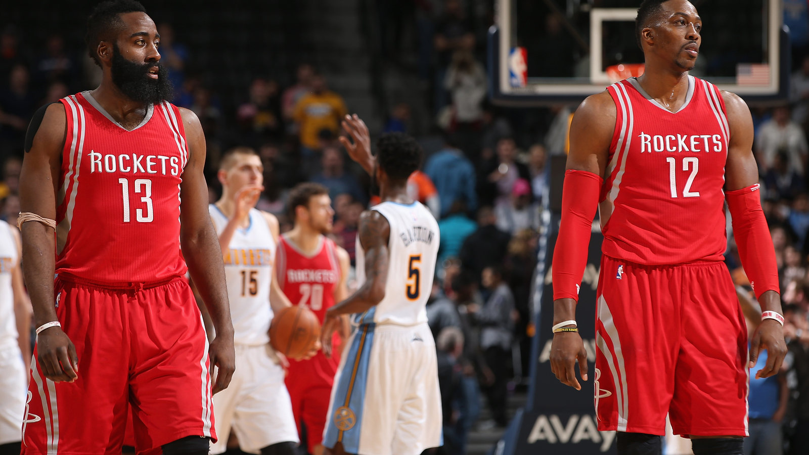 f1ca96b3f499 Report  Dwight Howard is unhappy in Houston