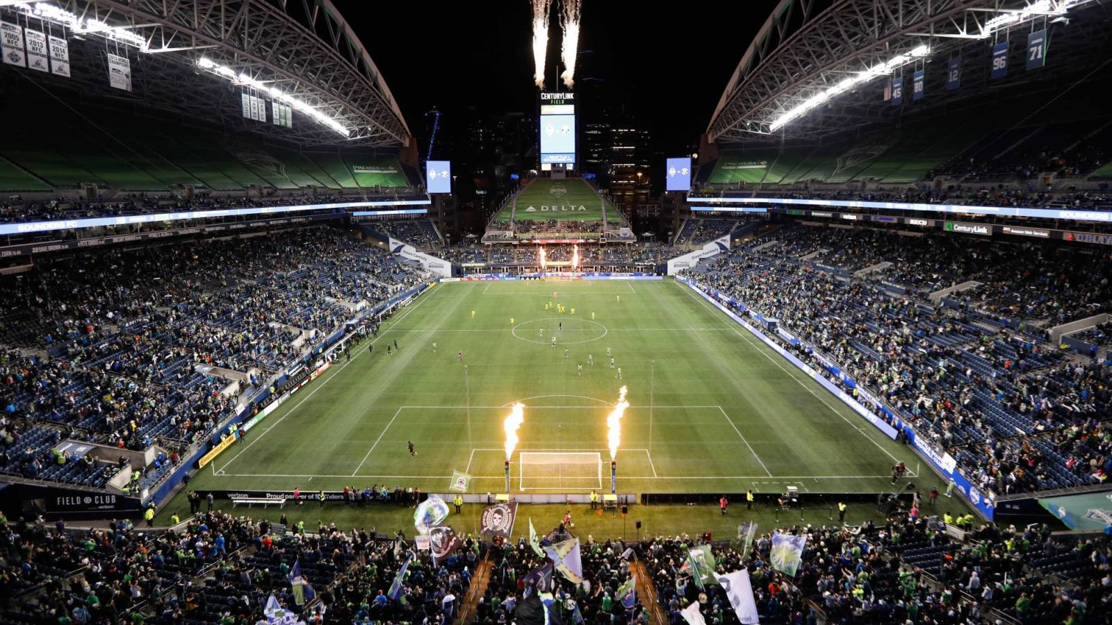CenturyLink Field to be used as field hospital during COVID-19 pandemic